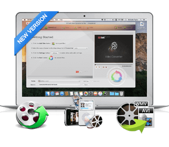 How to batch Convert QuickTime to MP4 on Mac OS X?