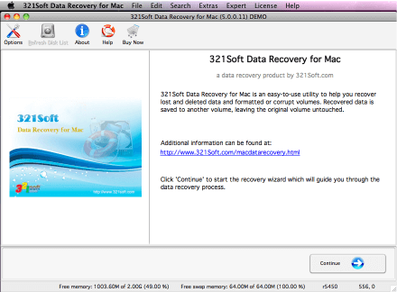 Start Recover Lost Files