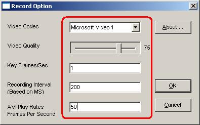 registrare video desktop