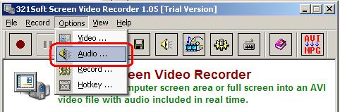 registra video